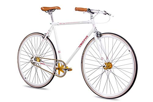 Fixie Bike Chrisson Vintage weiss