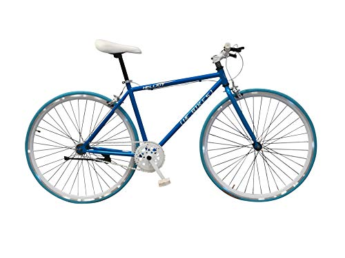 Urban Fixie Helliot Bikes H22 blau