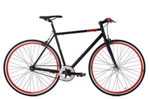Fixie KS Cycling Flip Flop schwarz black