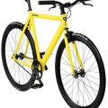 Fixed Gear Bike Bonvelo Blizz gelb Singlespeed yellow