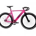 Singlespeed Moma Bikes Munich rosa Fixie Fuchsie purple