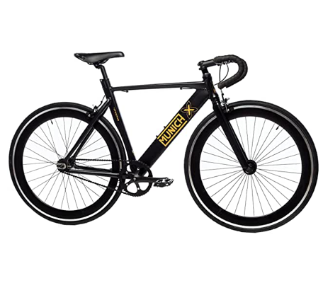 Fixie Moma Bikes Munich black Singlespeed Glam Balck
